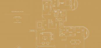 Klimt-Cairnhill-Floor-Plan-5-bedroom-penthouse-posh-PH2-lower-level-singapore