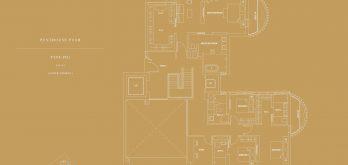 Klimt-Cairnhill-Floor-Plan-5-bedroom-penthouse-posh-PH2-upper-level-singapore